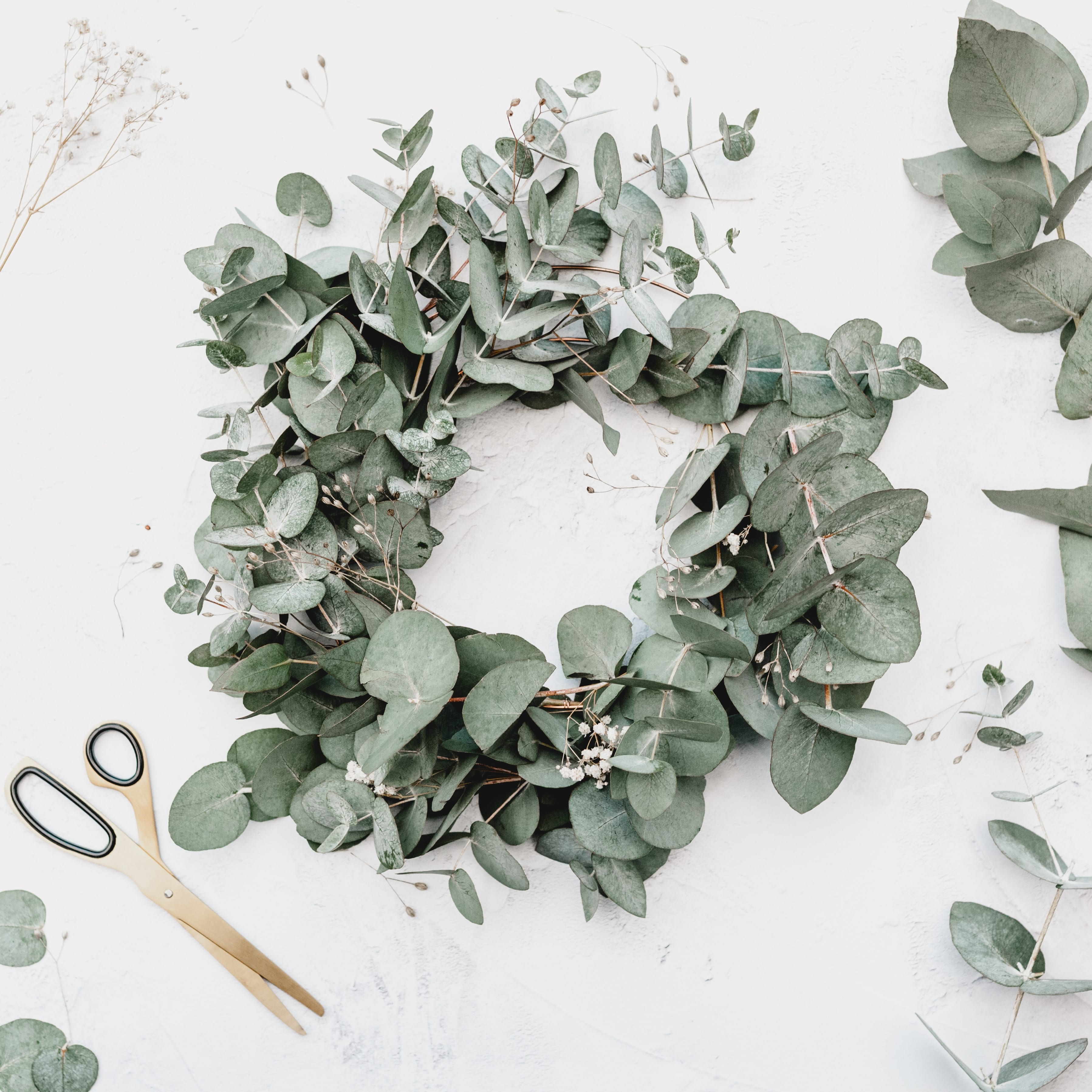 Eucalyptus Hair Crown Recipe Managed By Florist Software