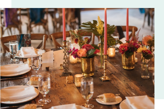 Easy payment processing for wedding professionals
