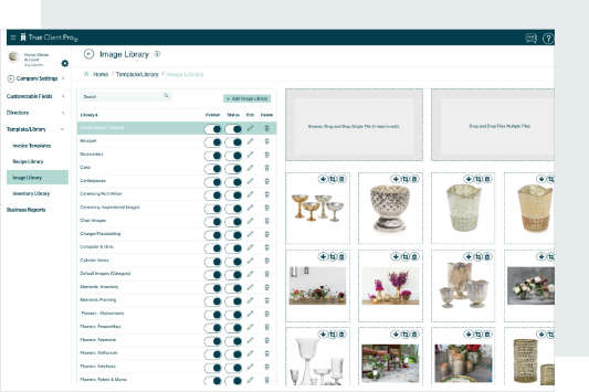 Calculate prices for floral arrangements