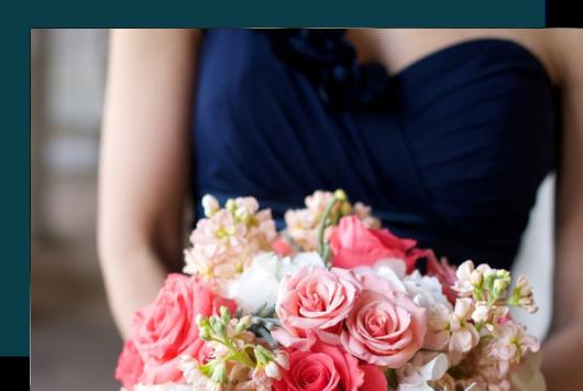 Wedding event team management tool